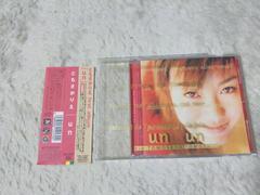 初回限定CD ともさかりえ un 全11曲 '97/4 帯、フォトカード付