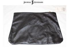 ジャーナルスタンダード*journal standard★クラッチバッグ/新品