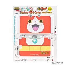 ☆妖怪ウォッチ NINTENDO 3DS LL専用 カスタムハードカバー