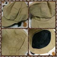 おまけ出品です♪ちょっと小さめ可愛い帽子♪(^-^)ベージュ