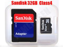 即決新品 特価 サンディスク SANDISK microSDHC マイクロSD 32GB バルク