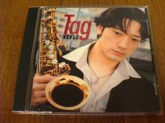 Tag CD STYLE田口悟史サックス奏者