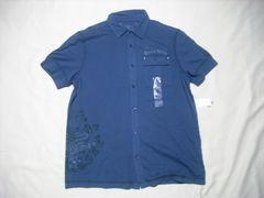 62 男 CK CALVIN KLEIN カルバンクライン 半袖シャツ Mサイズ