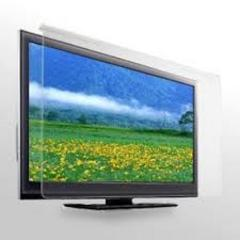 <送無>52V型液晶テレビ保護フィルター[\28944]美品/簡単取付*残1