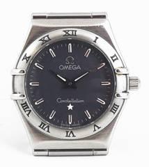 正規オメガコンステレーションミニレディース腕時計1562.30