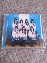 関ジャニ∞ 前向きスクリーム(CD+DVD) CANDY MY LOVE