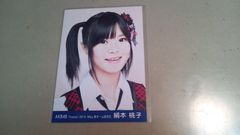 a★AKB48・絹本桃子★L版フォト写真。