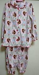 アナと雪の女王★パジャマ◆ピンク◆130�p