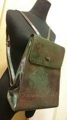 ジャンポールゴルチェ玉虫サイバーリュックバッグ鞄ゴシックゴス