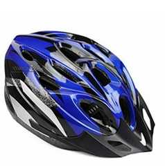 サイクリング ヘルメット 【ブルー】1095