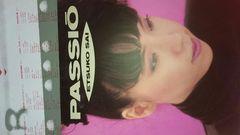 情熱PASSIO 彩恵津子LPレコード