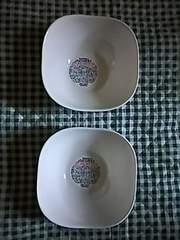 〔新品〕ヤマザキ春のパンまつりの白いサラダボウル2個( ^-^)ノ