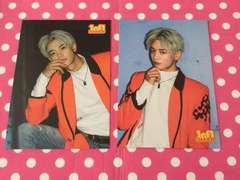 SHINee 1of1 公式グッズ★ポストカード 2枚セット★ミノ ミンホ