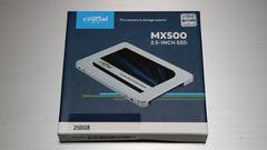 Crucial SSD 250GB MX500 CT250MX500SSD1/JP