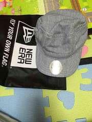 新品未使用NEWERA GOLF帽子