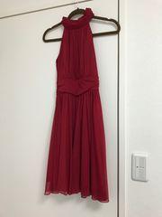 ホルターネック ワンピース ドレス