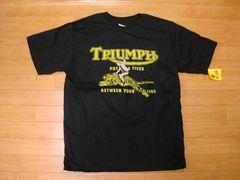 TRIUMPH トライアンフ Tシャツ XLサイズ 新品