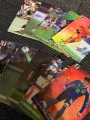 【サッカー】2018 JAPAN NATIONAL TEAM CARD 10枚セット(1)
