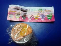 ぷるるんプリン&ゼリースライム シリーズ オレンジゼリースライム フェイクスイーツ