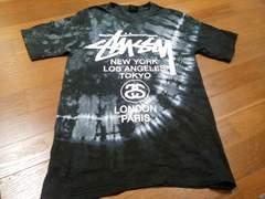 ★STUSSY★Tシャツ  美品  Sサイズ  黒