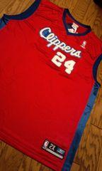 NBAクリッパーズ ゲームシャツ タンクトップサイズ2XLXXL→3XL位  �G