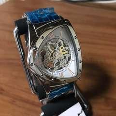 新品☆コグ COGU フルスケルトン 自動巻き 腕時計 BS0TM-WRG