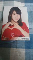 第4回AKB48紅白対抗歌合戦市川愛美特典写真