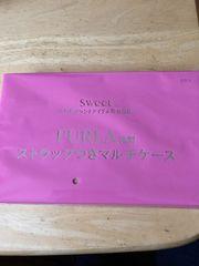 Sweet5月号付録のみ フルラマルチケース☆