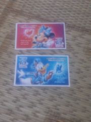 ディズニー 1Dayパスポート ペアチケット