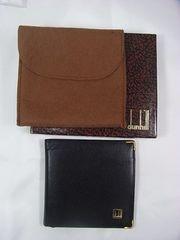 ◆本物確実正規ダンヒル オックスフォード2つ折財布
