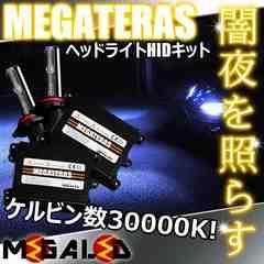 Mオク】アコードCU2系/ヘッドライトHIDキット/H1/30000K