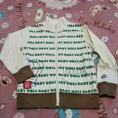 BABY  DOLL薄手ジャンパー110美品