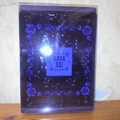 ANNA SUI/アナスイコンパクトミラー&オイルペーパー・あぶらとり紙