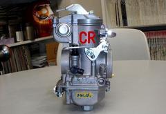 CRキャブ CR29 まめしば FCR  TMR Z1 Z2 Z750FX Z750A4