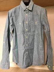 エディフィス 綿100シャツ