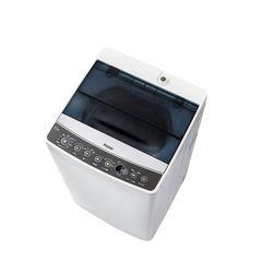 【人気品薄】5.5kg 全自動 洗濯機 ブラックHaier JW-C55A-K