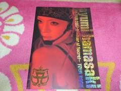 浜崎あゆみ パンフレット ASIA TOUR 2007 A