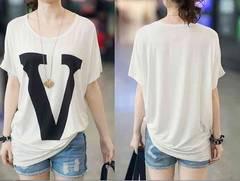 《新品》ロゴTシャツ ホワイト フリーサイズ