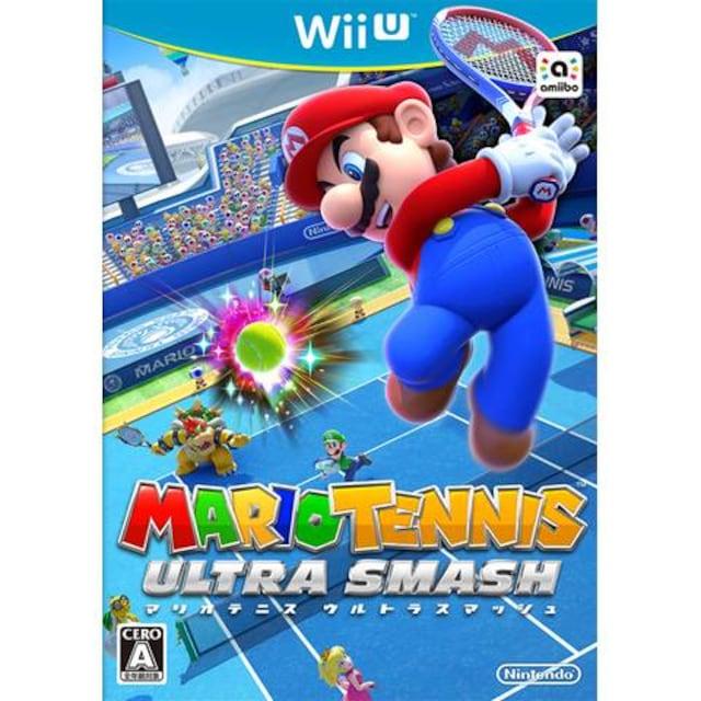 WiiU》マリオテニス ウルトラスマッシュ [176000121]  < ゲーム本体/ソフトの