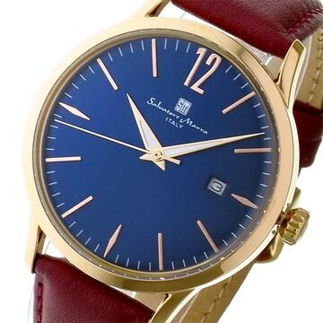 サルバトーレマーラ変えベルト付きユニセックス腕時計SM1711