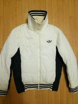 80s デサント製 adidas 中綿入り ジャケット