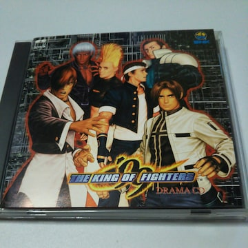 CD THE KING of FIGHTERS'99ドラマCD