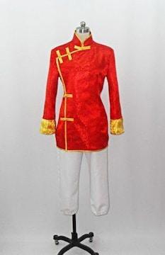 Axis Powers ヘタリア  中国 王耀 風 コスプレ衣装