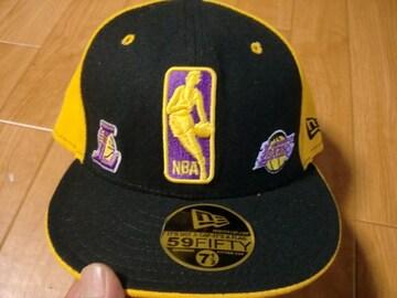 ニューエラ NBA レイカーズ キャップ 59,6センチ 新品