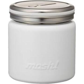 フードコンテナ 真空断熱 フードポット 0.3L ホワイト mosh! (モ