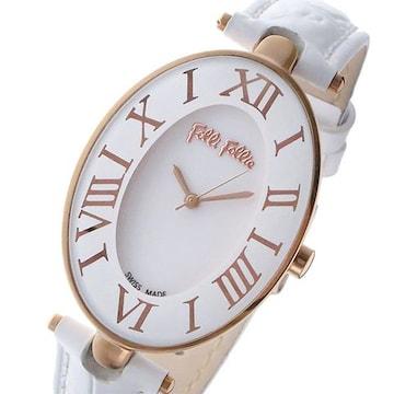 フォリフォリ クオーツ レディース 腕時計 WF14R025SPS-WH