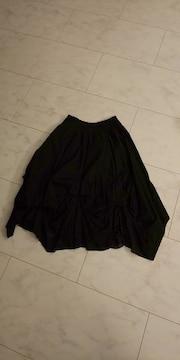 ジーナシス☆ロング☆変形スカート☆
