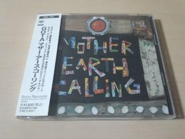 GOTA屋敷豪太CD「マザー・アース・コーリング」●