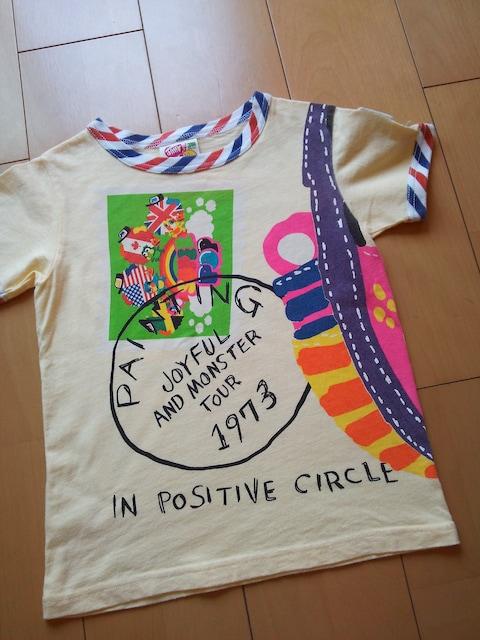 中古スーパーラブレターTシャツ130JAM < ブランドの