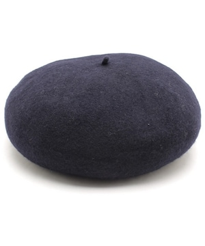 CA4LAカシラ☆ネイビーベレー帽